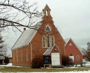 Anglican church #1